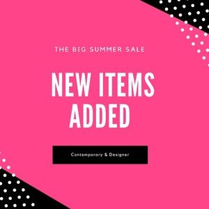 New Designer Items! Follow and Offer 😻